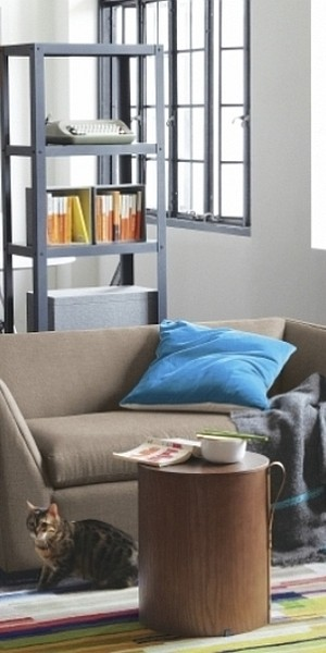 Small sleeper sofa for the modern living room