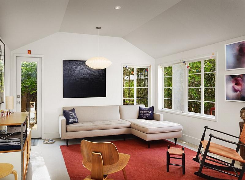 Sofa idea for small living room