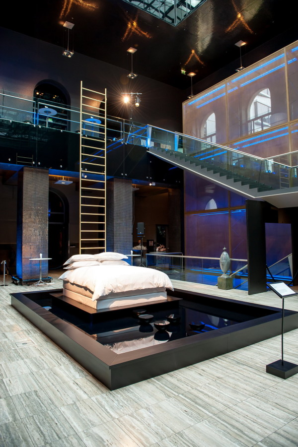 Sofitel Munich Bayerpost MyBed design competition event (4)