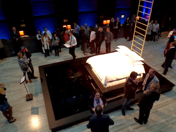 Sofitel Munich Bayerpost MyBed design competition event (9)
