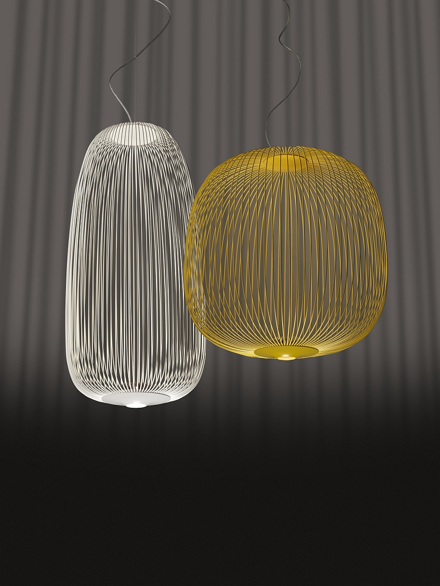 Spokes designed by Vicente Garcia Jimenez and Cinzia Cuminil