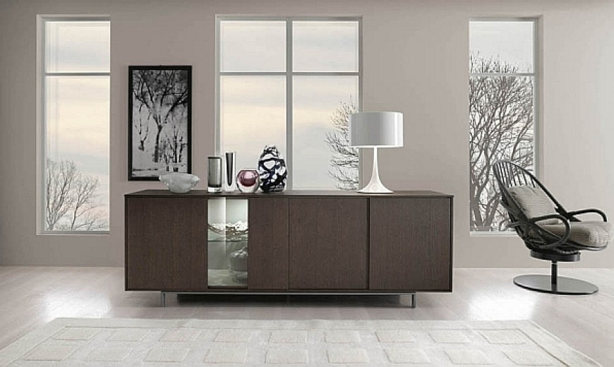Sideboard Designs Served With Modern Flair Wwwliningshopinfo - 20 modern credenzas with contemporary flair