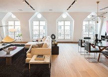 Exclusive New York City Penthouse Blends Tribeca Style With Modern Living
