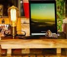 TimberHarmony Dock Lamp