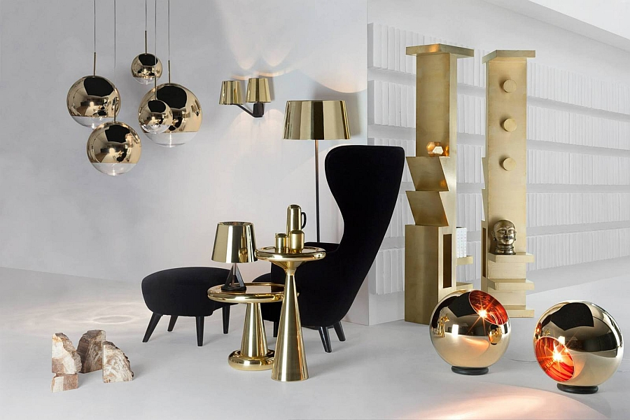 Tom Dixon British members clubs for Milan Design Week 2014