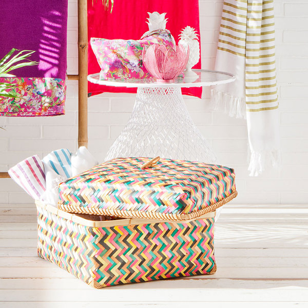 Tropical selections from Zara Home