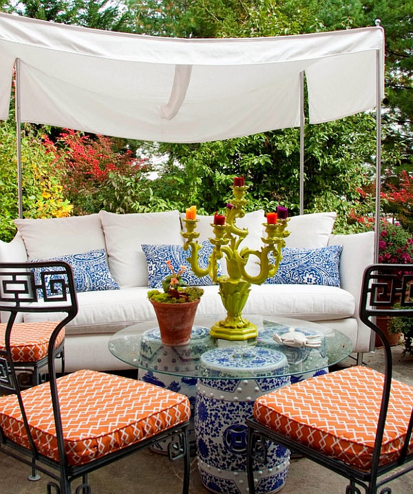 Chinese Garden Stools Interior Design Ideas