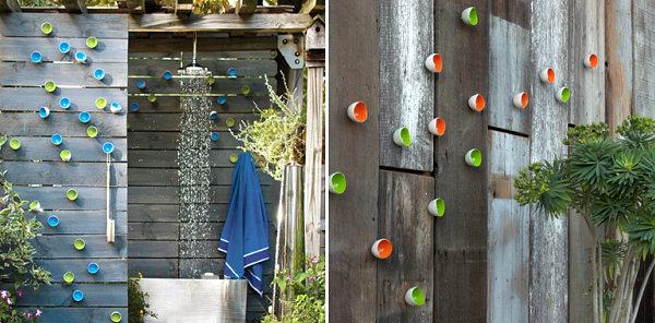 homemade garden ornaments 10 diy wall art projects for the outdoors