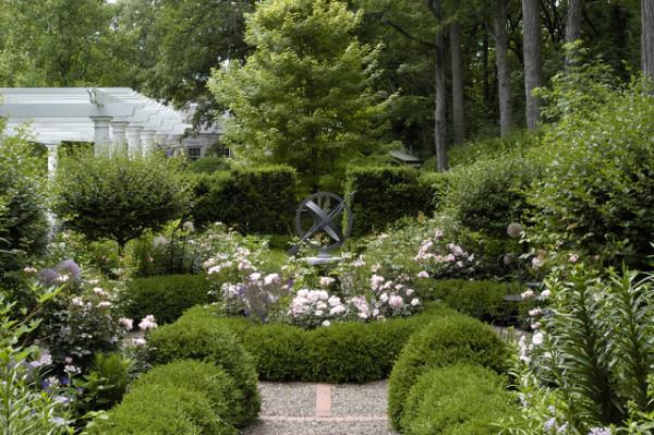Attrayant View In Gallery Boxwood Garden Design