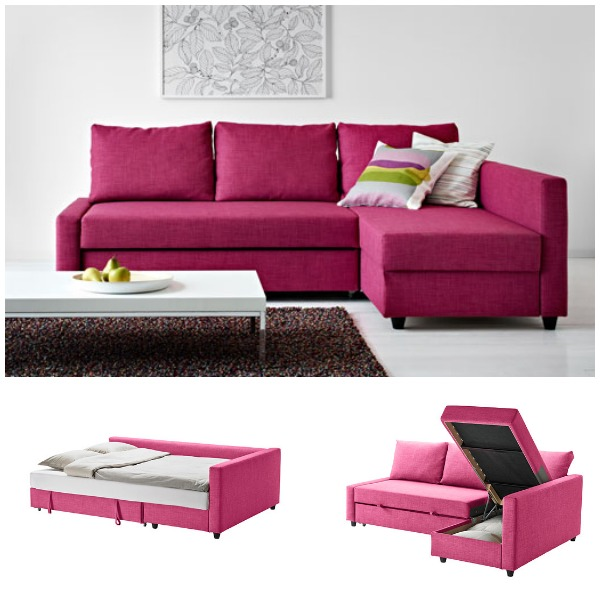 Small and stylish sleeper sofas for Sofas for small rooms