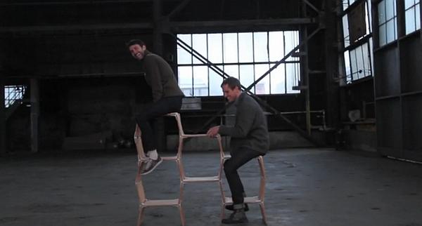 Andrew Personette and Matt Tyson, passionate creators of Modos Decor!