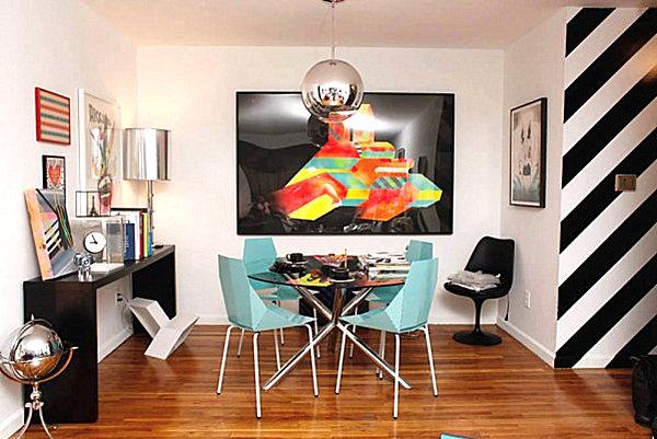 Apartment of interior designer Rafael de Cardenas