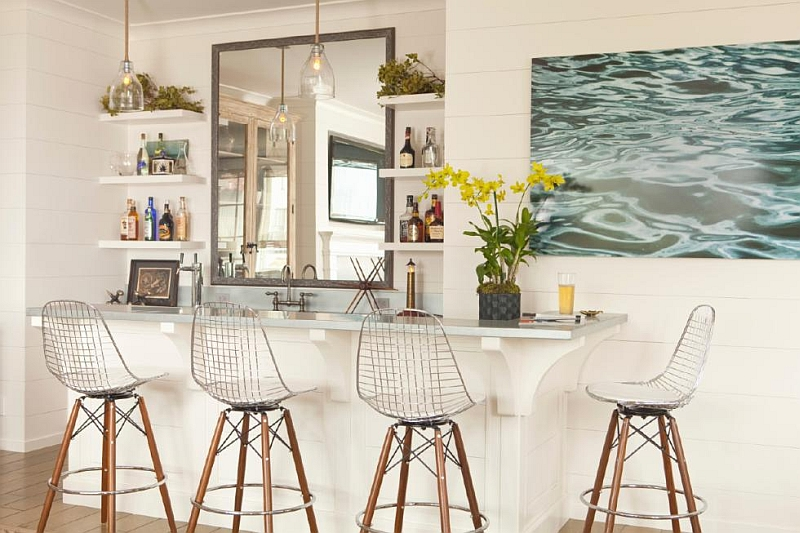 Beautiful summer inspired interiors for the modern home