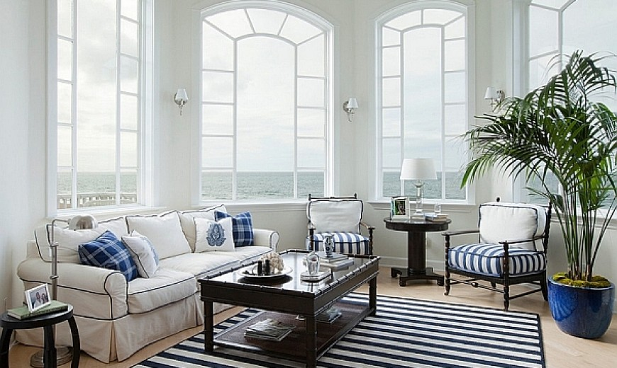 blue and white interiors living rooms, kitchens, bedrooms and moreclassic color combinations the breezy charm of blue and white