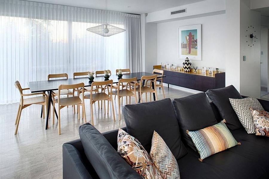 Contemporary Perth house with sleek, minimal decor