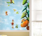 Dinosaur Themed Bedrooms Ideas