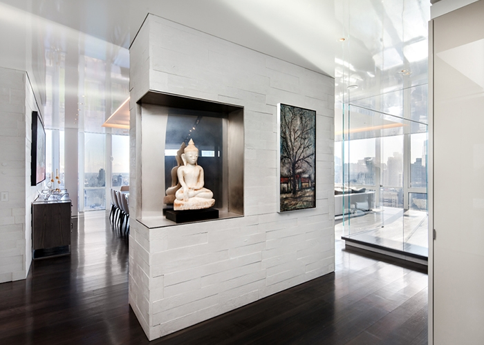 Exquisite Asian art collection in the NYC penthouse