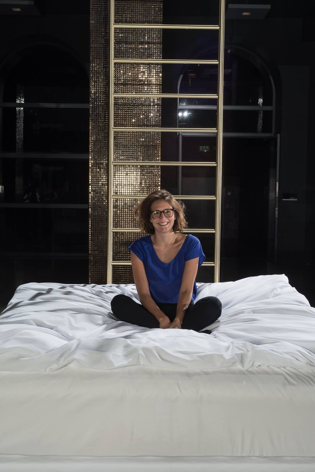 French designer Clementine Pautrot winner MyBed design competition