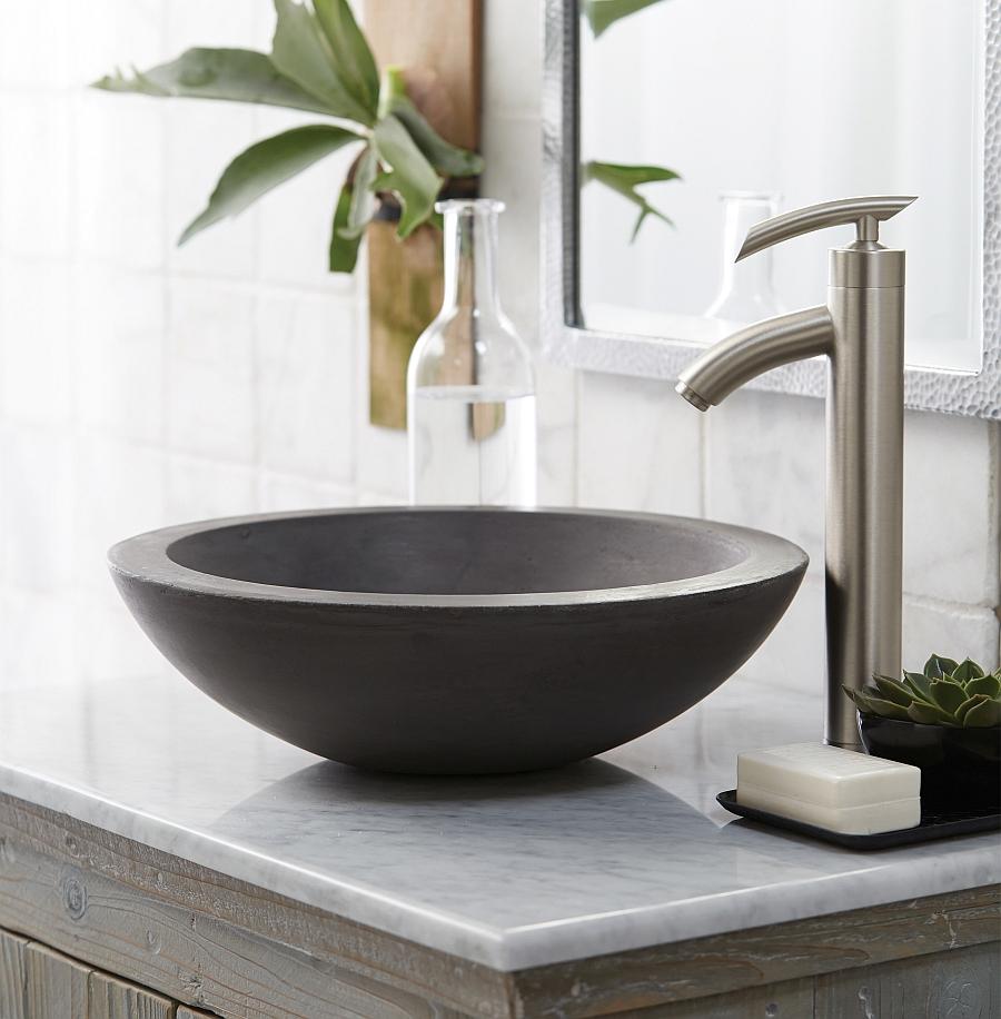 Gorgeous Morro Sink in Slate