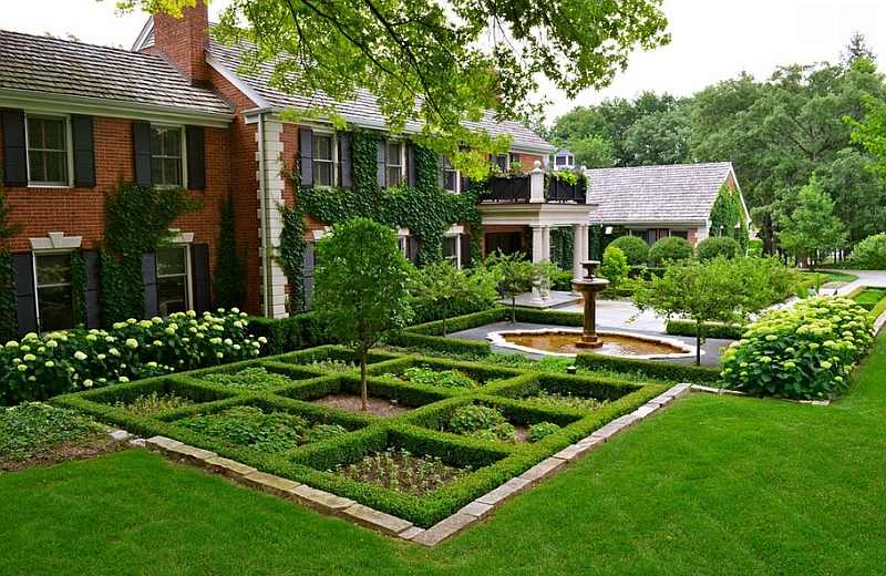 view in gallery gorgeous landscape elevates the appeal of the house - Garden Design Trends 2014