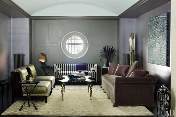 London apartment designed by Rafael de Cardenas