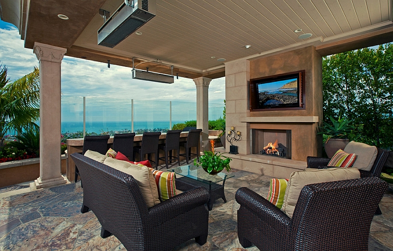 Tv above fireplace design ideas Home garden tv