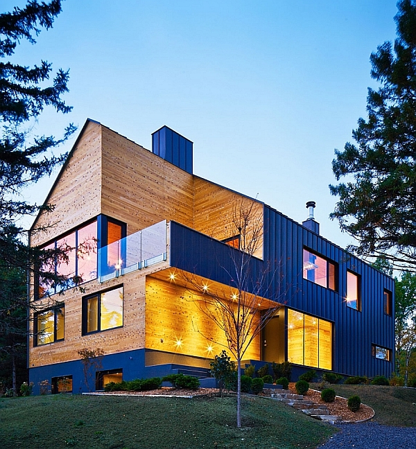 Malbaie VIII-La Grange Residence in Quebec