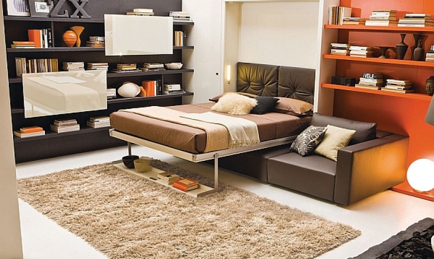 Astonishing Transformable Murphy Bed Over Sofa Systems That Save Up On Unemploymentrelief Wooden Chair Designs For Living Room Unemploymentrelieforg