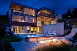 Elegant Orchard Way Enthralls With Open Interiors And Unabated Ocean Views