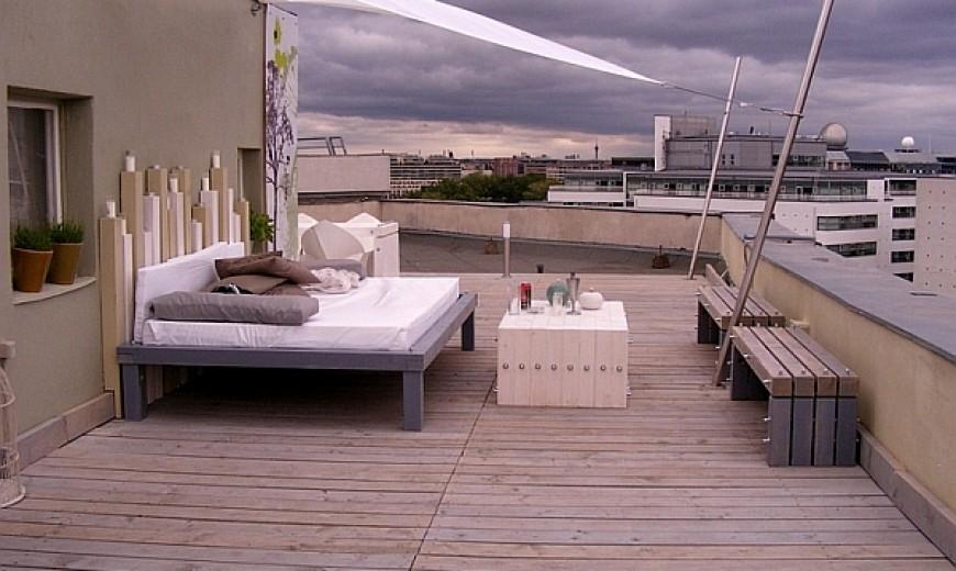 Amazing Outdoor Beds Help Fashion The Ultimate Backyard Lounge!