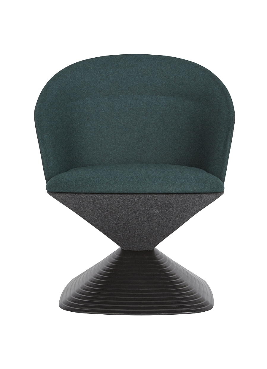 Pivot Low Back Chair from Tom Dixon
