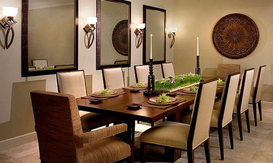 How To Use Wall Sconces Design Tips Ideas, Dining Room Sconces