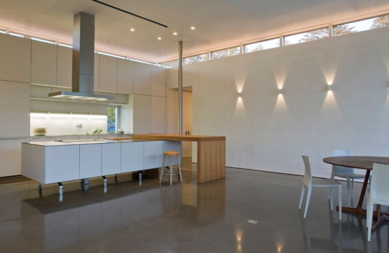 Ambient Kitchen Lighting