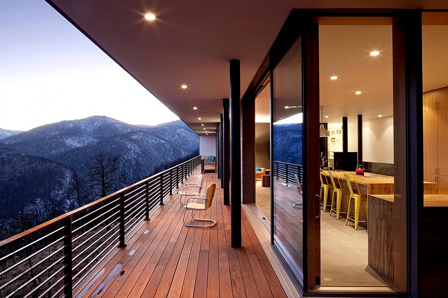 Majestic Mountain Views And Untamed Elements Shape The