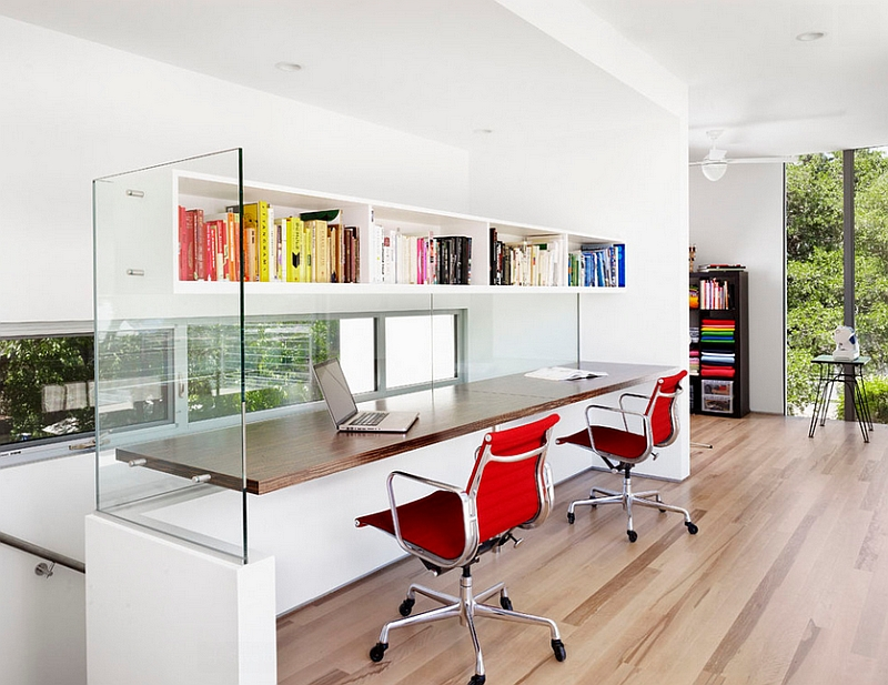 home office lighting design. view in gallery smart workstation that is open and well lit home office lighting design f