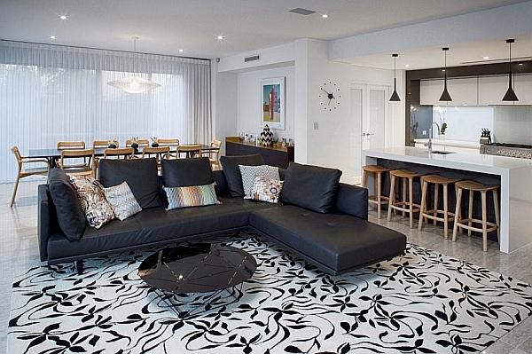 Stylish Perth Residence with International Style