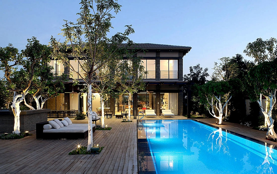 Stylish private residence in Ramat Hasharon