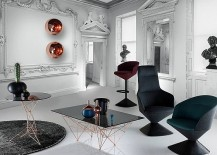 Shining A Spotlight On The Dazzling CLUB Collection By Tom Dixon