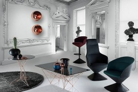 Tom Dixon Reinvents The British Gentleman's Club For Milan Design Week 2014