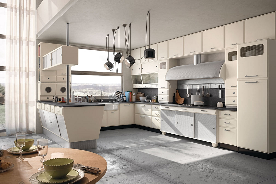 kitchen design st louis vintage kitchen offers a refreshing modern take on fifties 4580