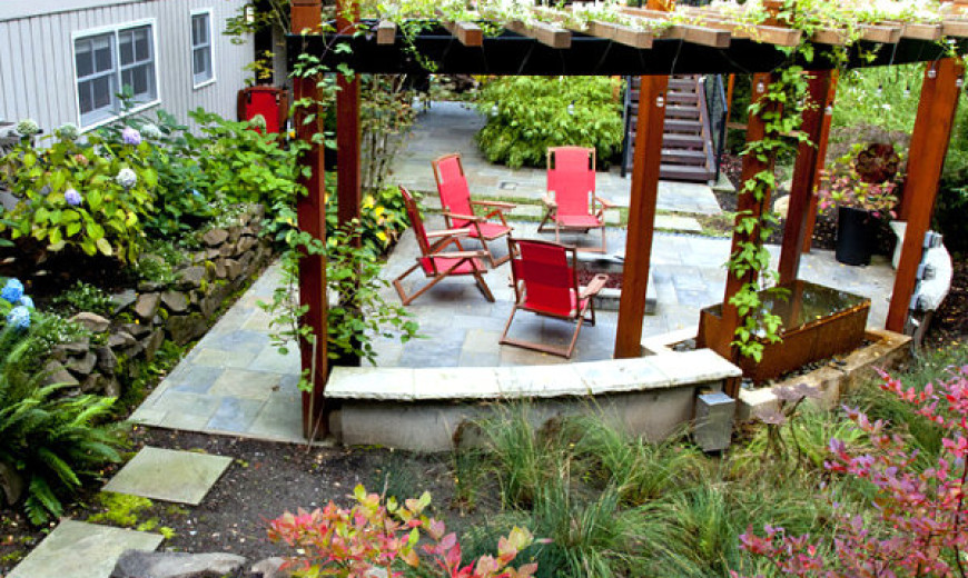 Add Shade And Serenity To Your Outdoor Space