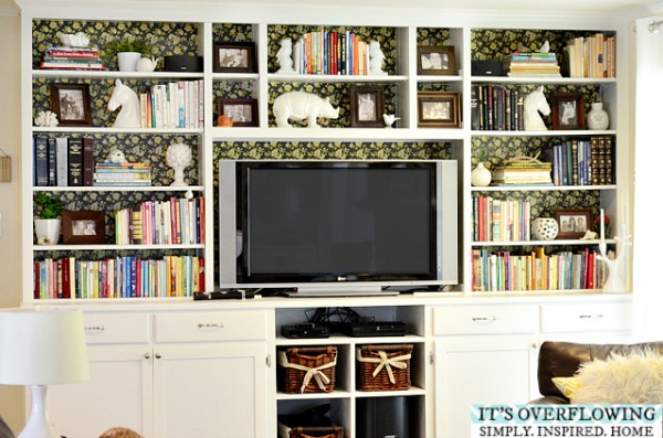 View In Gallery Contact Paper Shelving
