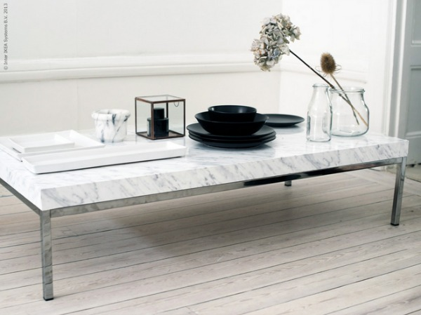 marble top contact paper table