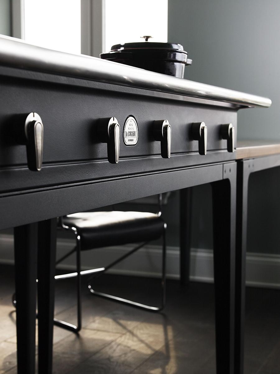 ingenious la cornue w reinterprets classic design for the. Black Bedroom Furniture Sets. Home Design Ideas