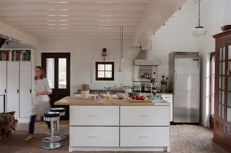 A durable kitchen countertop option for the family-friendly kitchen
