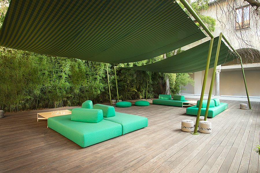 Luxurious decor collection from paola lenti redefines your - Mobili gervasoni ...