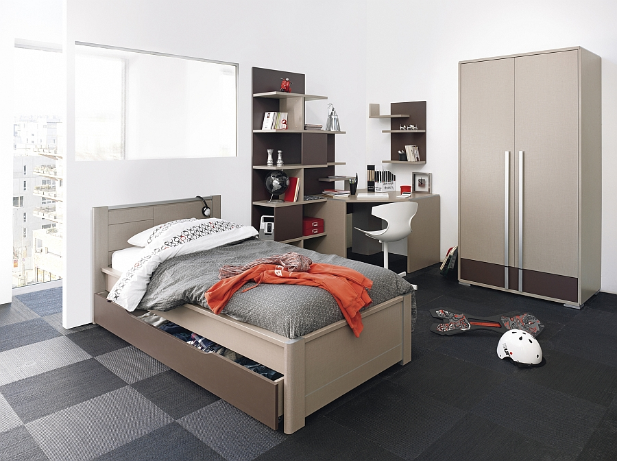 Amazing Tactil Collection from Gautier appeals to the sophisticated teen perfectly