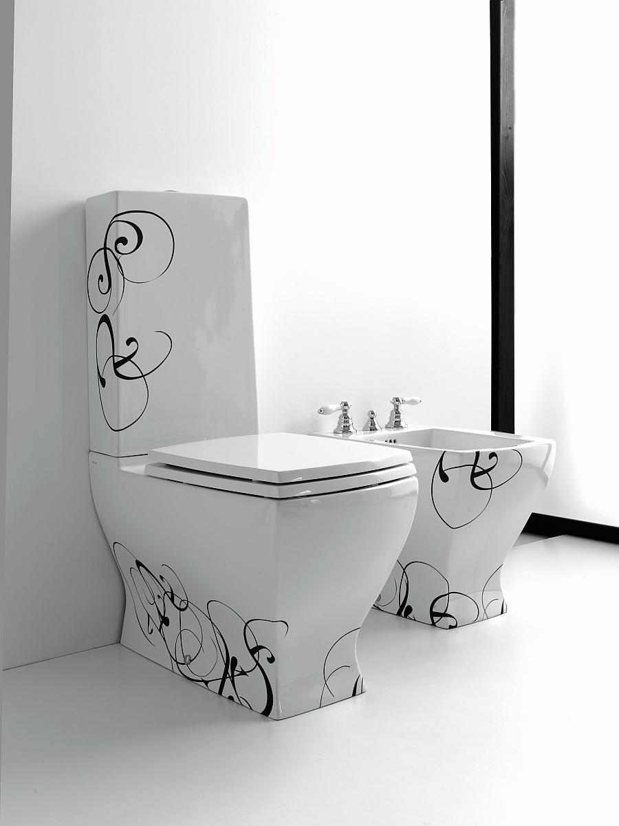Artceram Jazz Collection inspired by the Art Deco Style