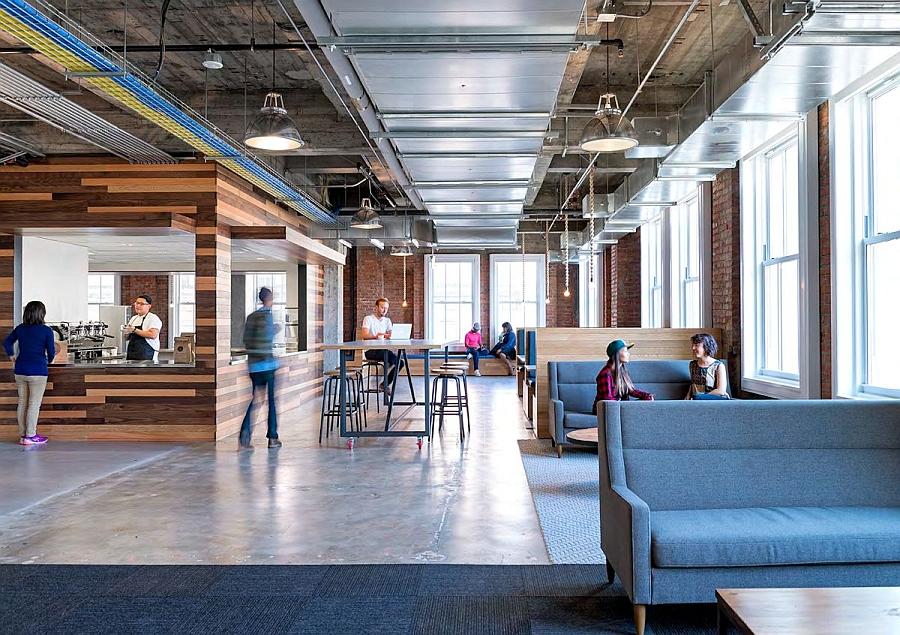 Mezzanine Floor Design Open Concept