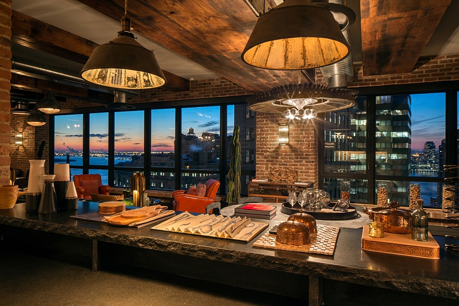 Exclusive antique collection and iconic views shape elite for Penthouses for sale in nyc